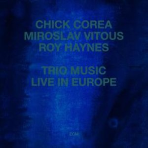 Image for 'Trio Music, Live In Europe'
