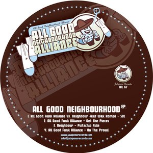 Image for 'All Good Neighbourhood EP'
