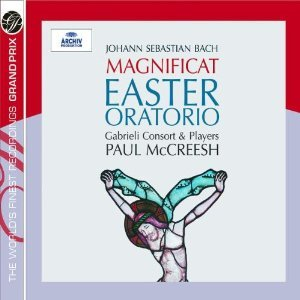 Image for 'Bach, J.S.: Easter Oratorio; Magnificat'