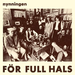 Image for 'För full hals'