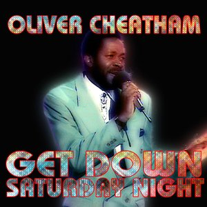 Image for 'Get Down Saturday Night'