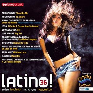 Image for 'Latino 36'