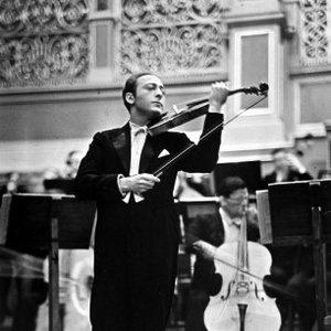 Image for 'Jascha Heifetz/London Philharmonic Orchestra/Sir John Barbirolli'