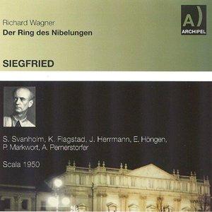 Image for 'Richard Wagner : Der Ring des Nibelungen - Siegfried (Scala 1950)'