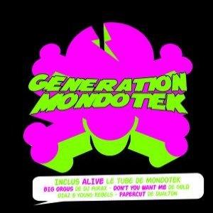 Image for 'Génération Mondotek'