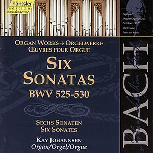 Image for 'The Complete Bach Edition Vol. 99: Six Sonatas BWV 525-530'