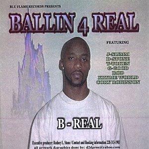 Image for 'Ballin 4 Real'