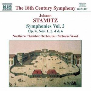 Image for 'STAMITZ, J.: Symphonies, Vol.  2'