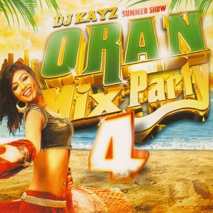 Image for 'Oriental Ragga Party'