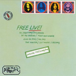 Image for 'Free Live'