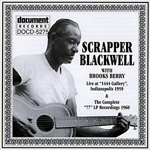 Image for 'Scrapper Blackwell 1959-1960'