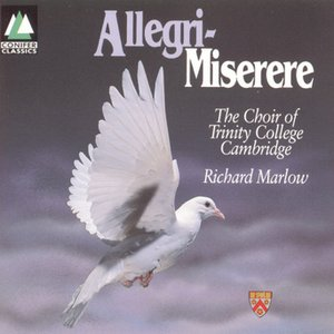 Image for 'Allegri - Miserere'