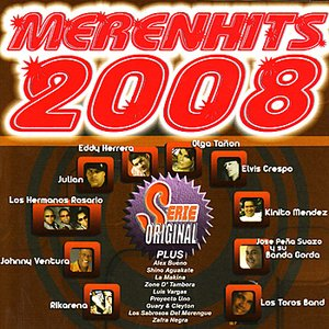 Image for 'Merenhits 2008'
