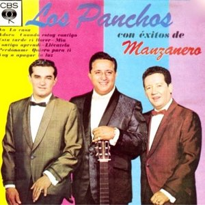 Image for 'Con éxitos de Manzanero'