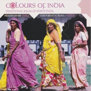 Image pour 'Colours of India - Traditional Ragas of North India'