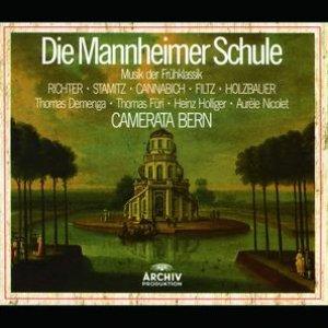 Image for 'Die Mannheimer Schule'