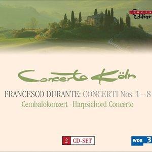 Image for 'Durante, F.: Concertos for Strings / Harpsichord Concerto in B Flat Major'