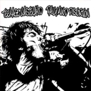 Image for 'Teenage Wasteland - Daily Mind Distortion - Split Ep'