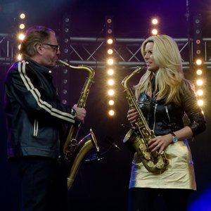 Image for 'Hans & Candy Dulfer'