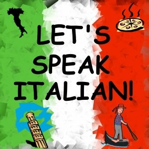 Image for 'Learn to speak Italian in just minutes a day.'