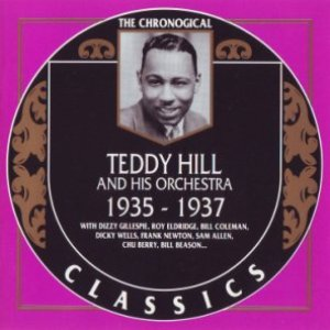 Imagem de 'Dizzy Gillespie; Teddy Hill; Teddy Hill & His NBC Orchestra'