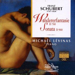 Image for 'Schubert : Wandererfantasie, D. 760 - Sonata, D. 960'
