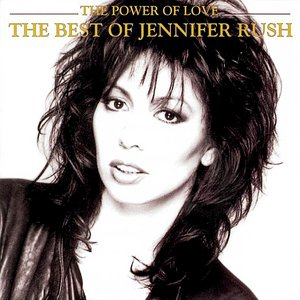 Image for 'The Power Of Love - The Best Of Jennifer Rush'