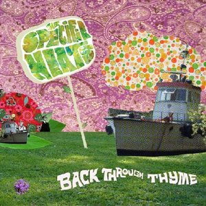Image for 'Back Through Thyme EP'
