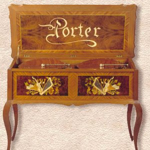 Image for 'The Porter Twin Disc Music Box'
