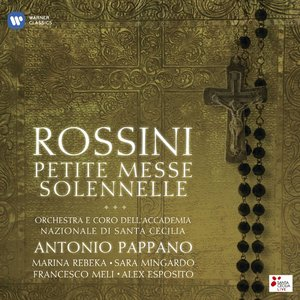Image for 'Rossini: Petite Messe Solennelle'