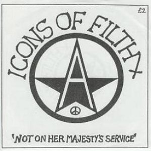 Image for 'Not on Her Majesty's Service'