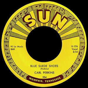 Image for 'Blue Suede Shoes'