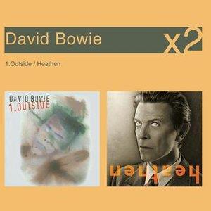 Image for 'Outside / Heathen (2 CD Box)'