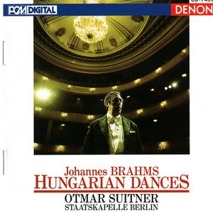 Image for 'Brahms: Hungarian Dances'
