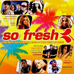 Bild för 'So Fresh - The Hits of Summer 2008 & The Hits of 2007'