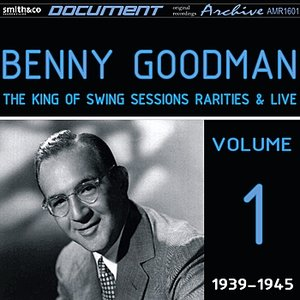 Image for 'The King of Swing Sessions, Rarities& Live Vol. 1'