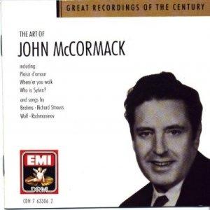 Image for 'The Art Of John McCormack'