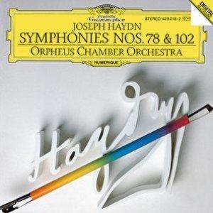 Bild för 'Haydn: Symphonies No.78 & No.102'