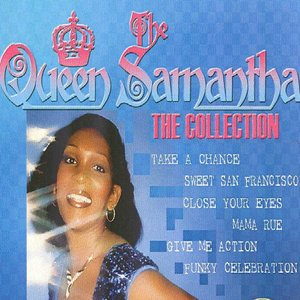 Image for 'Queen Samantha - The Collection (Disco)'
