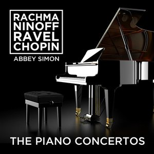 Image for 'Rachmaninoff, Chopin and Ravel: The Piano Concertos'