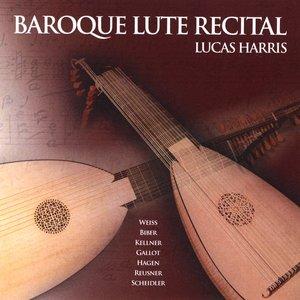 Image for 'Baroque Lute Recital'