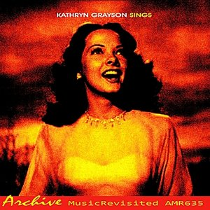Image for 'Kathryn Grayson Sings'