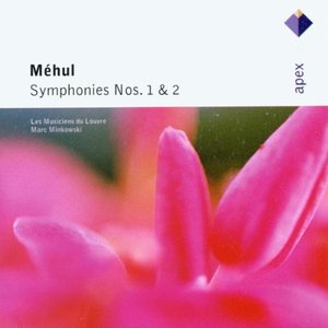 Image for 'Méhul : Symphony No.2 in D major : II Andante'
