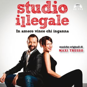 "Image for 'Studio Illegale (Original Soundtrack from ""Studio illegale, in amore vince chi inganna"")'"