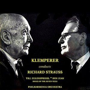 Bild för 'Klemperer Conducts Richard Strauss'