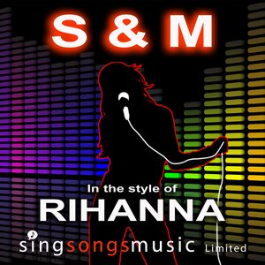 Image for 'S & M (In the style of Rihanna)'