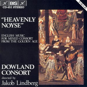 Image for 'Heavenly Noyse: English Music for Mixed Consort'