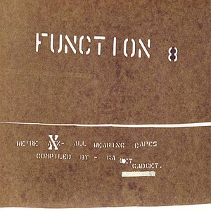 Image for 'Function 8, We're All Wearing Capes'