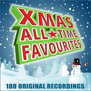 Image for 'Christmas All Time Favourites - 180 Original Recordings'