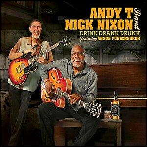 Image for 'Andy T-Nick Nixon Band'